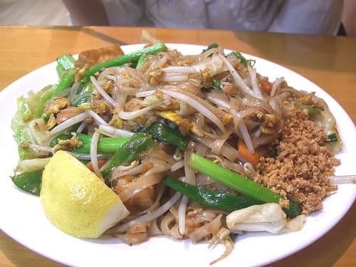 Thai rice noodles recipes