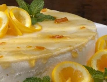 orange marmalade cheesecake