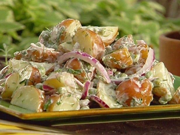 country potato salad