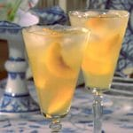 Diet Peach Wine Cooler Recipe – 0 Points