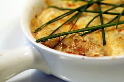 Low calorie French Onion Soup