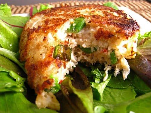 Maryland Crab Cakes Recipe 3 Points LaaLoosh
