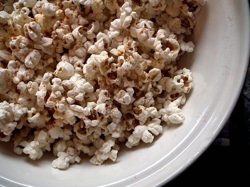 Cheesy Popcorn