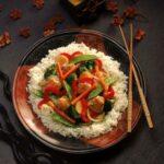 Lemon Chicken Stir Fry Recipe – 4 Points