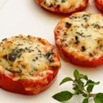 Cheesy Baked Tomatoes Recipe – 1 Point