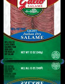 gallo light salami