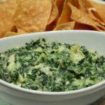 Hot Spinach Artichoke Dip Recipe – 2 Points