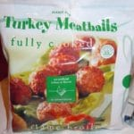 Trader Joe's Turkey Meatballs – 3 Points