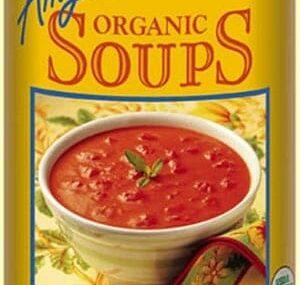 amys organic chunky tomato bisque