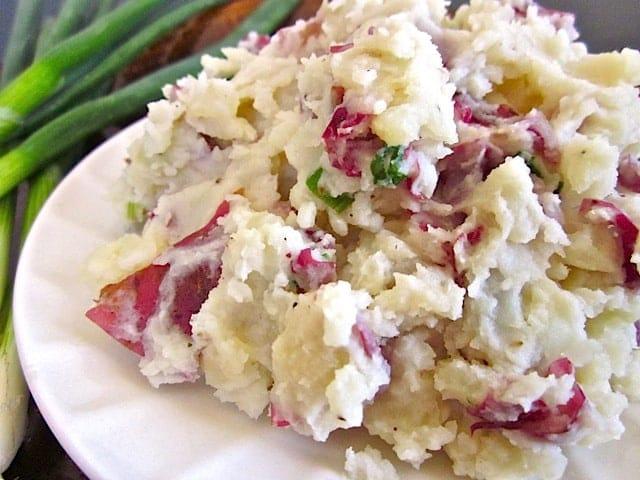 German mashed potato recipes