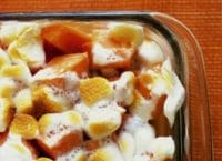 low calorie candied yams