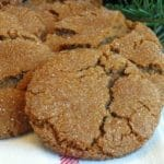 Molasses Cookies Recipe – 2 Points