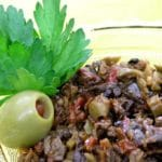 Olive and Mushroom Tapenade Recipe – 2 Points