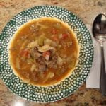 Sweet and Sour Beef Cabbage Soup Recipe – 5 Points
