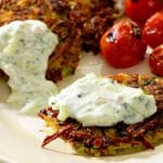 Potato and Zucchini Latkes Recipe – 5 Points