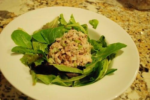 basic tuna salad