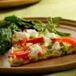 Bell Pepper and Goat Cheese Frittata Recipe – 3 Points