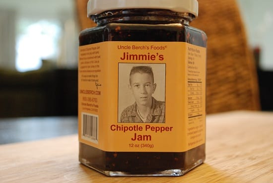 Jimmie's Chipotle Pepper Jam