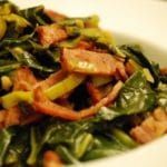 Bacon Collard Greens Recipe – 2 Points
