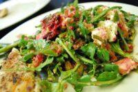 arugula beet quinoa salad