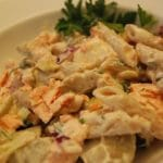 Poached Salmon Pasta Salad Recipe – 5 Points