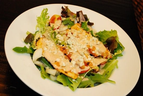 Buffalo Chicken Salad Recipe - 3 Points + - LaaLoosh
