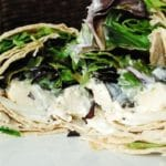Grilled Chicken Wrap Recipe with Tzatziki Sauce – 5 Points