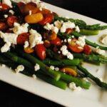 Balsamic Tomato Asparagus Recipe – 3 Points