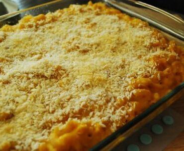 butternut squash mac and cheese