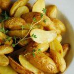 Roasted Salt and Vinegar Potatoes Recipe – 2 Points