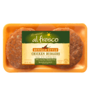 alfresco all natural chicken patties