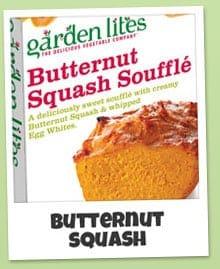 Butternut Squash Souffle from Garden Lites