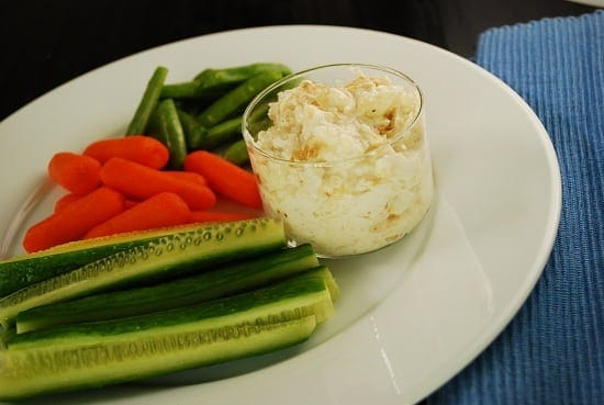 calorie Caramelized Onion Dip is to die for. Perfect as a healthy dip ...