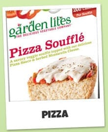 Pizza Souffle from Garden Lites