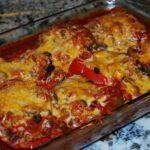 Stuffed Pepper Enchiladas Recipe – 5 Points
