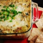 Baked Crab and Artichoke Dip Recipe – 4 Points