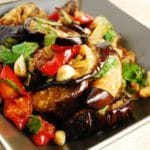 Moroccan Eggplant Salad Recipe – 2 Points