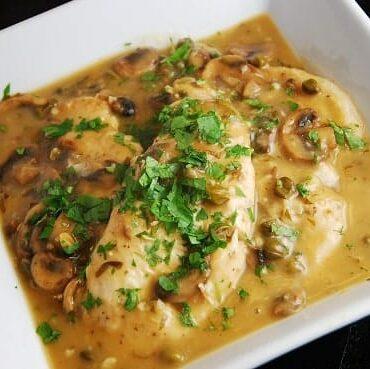 WW Chicken Piccata