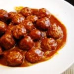 Hot and Sweet Meatballs Recipe – 7 Points