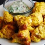 Indian Spiced Roasted Cauliflower – 2 Points