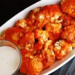 Buffalo Cauliflower Bites Recipe – 3 Points