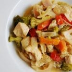 Crock Pot Thai Green Curry Chicken Recipe – 6 Points