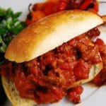 Low Calorie Sloppy Joe Recipe – 7 Points
