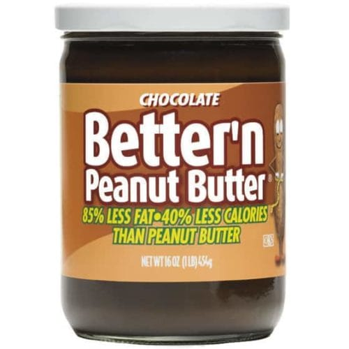 Chocolate Better'n Peanut Butter