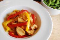 crock pot chicken teriyaki