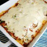 Eggplant Parmesan Recipe -5 Points