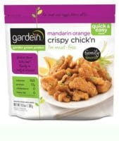 gardein mandarin orange crispy chicken