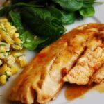 Lemon Ginger Tilapia Recipe – 6 Points
