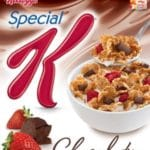 Special K Limited Edition Chocolatey Strawberry Cereal – 3 Points