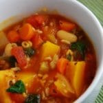 Winter Minestrone Recipe – 4 Points